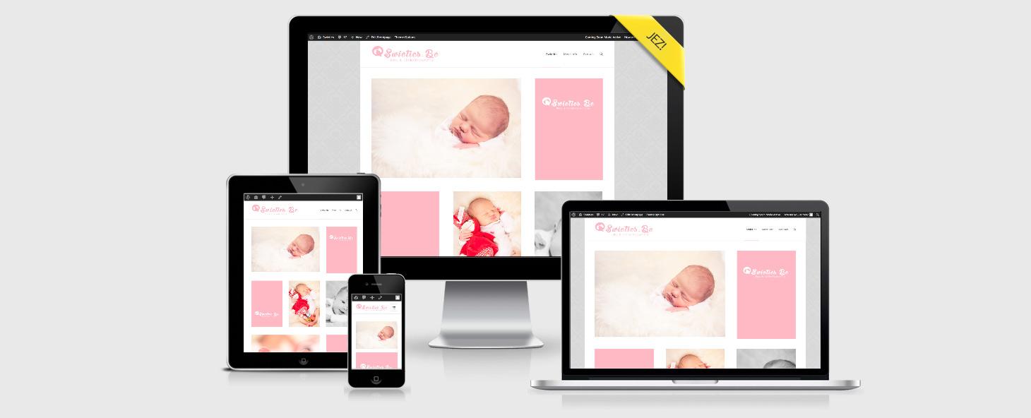 Eigen Zaak Starten > JEZ Branding Agency - Webdesign - SWIETIES.BE